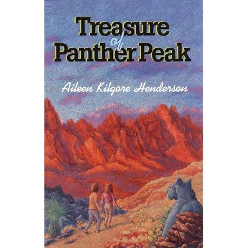 The Treasure of Panther Peak - by  Lynn Henderson (Paperback) - image 1 of 1