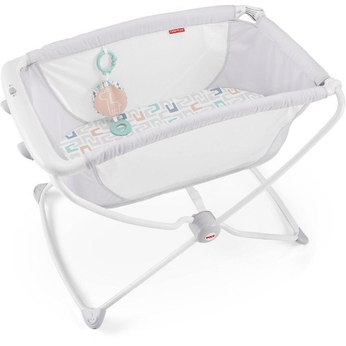 Fisher-Price Rock With Me Bassinet - image 1 of 4