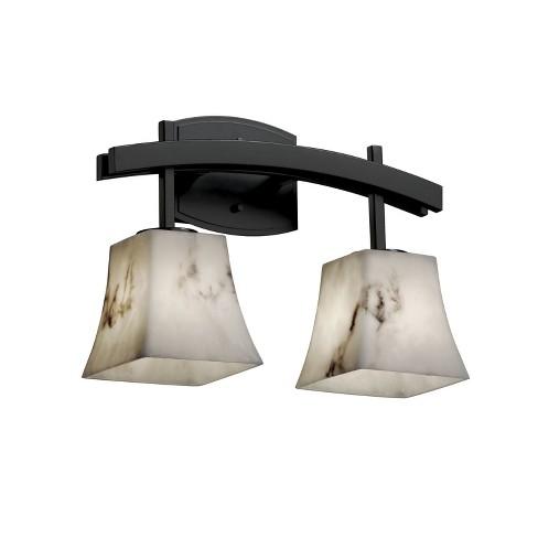 "Justice Design Group FAL-8592-40 LumenAria 15.5"" Archway 2 Light Bathroom Vanity Light - image 1 of 1"