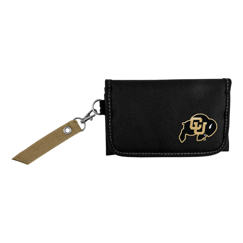 NCAA Colorado Buffaloes Ribbon Organizer Wallet, Adult Unisex