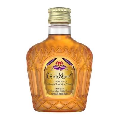 Crown Royal Canadian Whisky - 50ml Plastic Bottle
