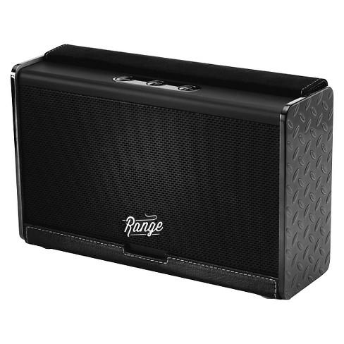 BEM Ballad Range Speaker with SD Card Slot - Black (HL2317) - image 1 of 4