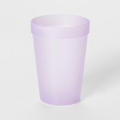 13.5oz Plastic Kids Tall Tumbler Purple - Pillowfort™