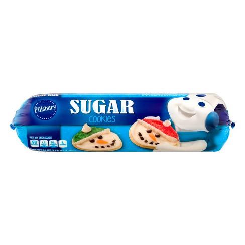 Pillsbury Sugar Cookies 30 Oz Target