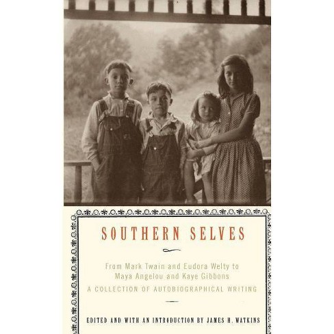 Southern Selves - (Paperback) - image 1 of 1