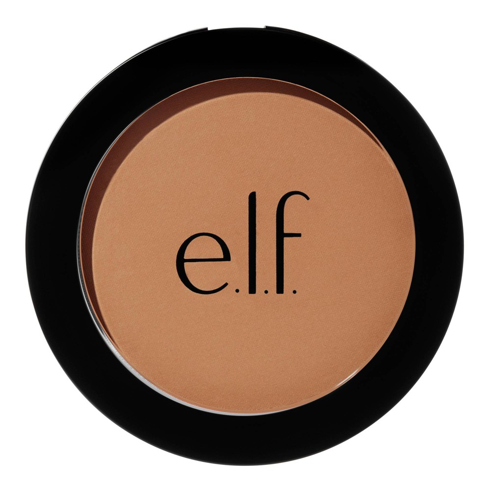 Image of e.l.f. Primer-Infused Bronzer 83096 Perpetually Tan - 0.35oz