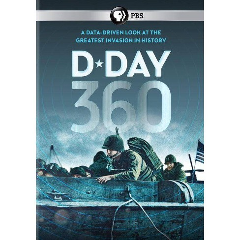 D-Day 360 (DVD) - image 1 of 1