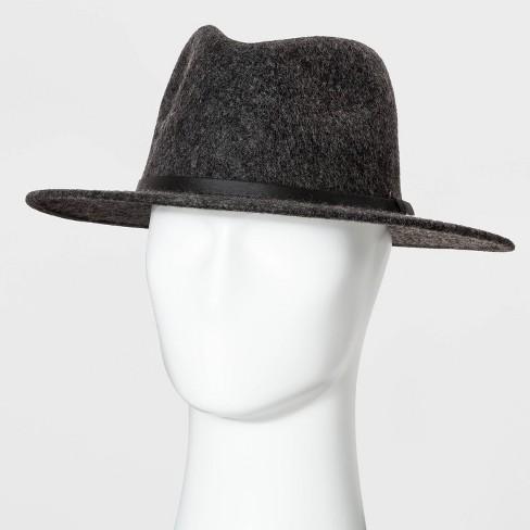Men's Panama Fedora Hat - Goodfellow & Co™ - image 1 of 2