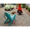POLYWOOD® Classic Folding Patio Adirondack Chair - image 2 of 3