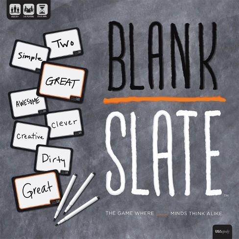 Blank Slate Board Game - image 1 of 4