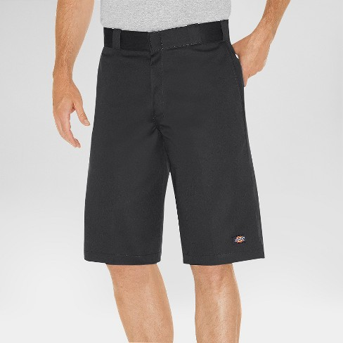 "Dickies® Men's Big & Tall Relaxed Fit Twill 13"" Multi-Pocket Work Shorts - image 1 of 2"