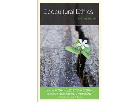 Ecocultural Ethics : Critical Essays -  (Hardcover) - image 1 of 1