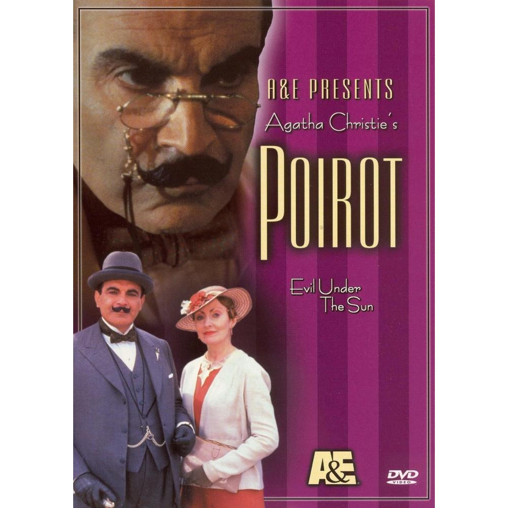Poirot:Evil Under The Sun (Dvd)