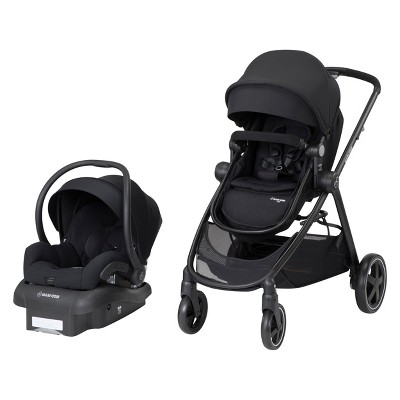 Maxi Cosi 5-in-1 Modular Travel System - Night Black