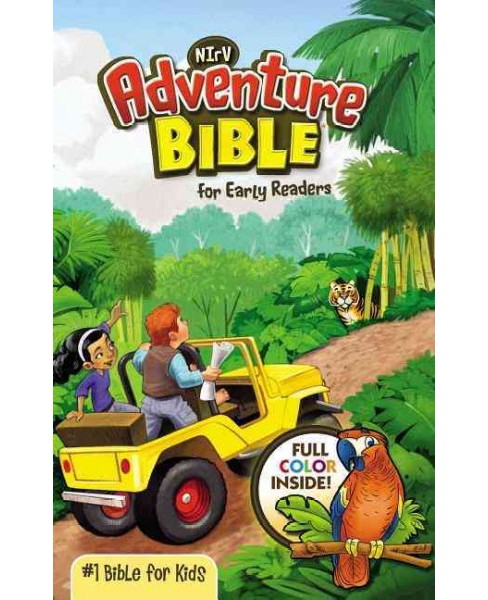 NIrV Adventure Bible for Young Readers : New International Reader's Version (Paperback) - image 1 of 1