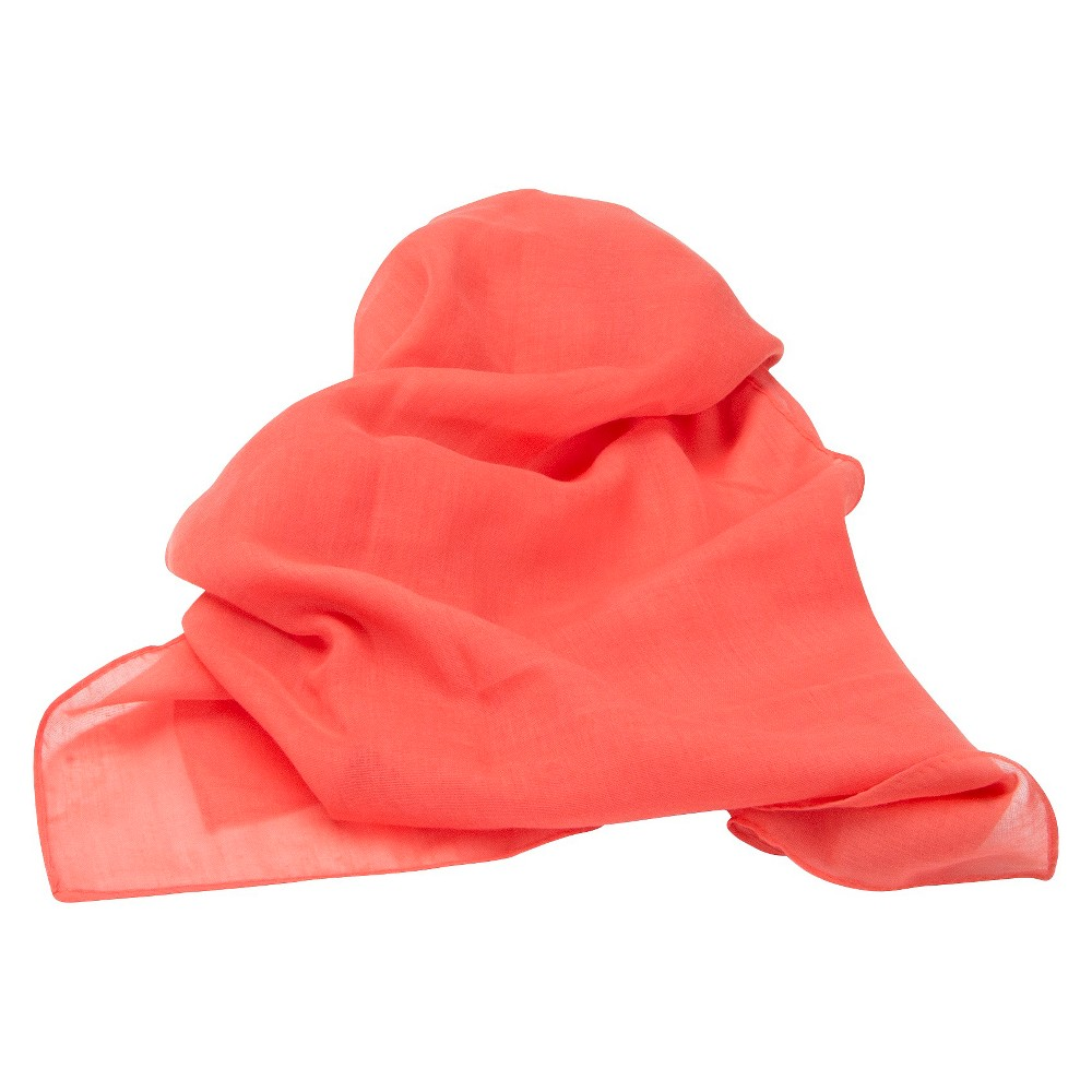 Remington Headwrap/Scarf - Coral (Pink), Girl's