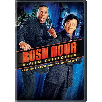 Rush Hour 3 Film Collection (DVD)