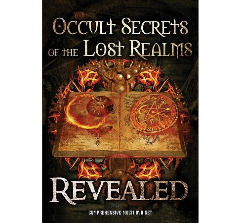 Occult Secrets Of The Lost Realms Rev (DVD) - image 1 of 1