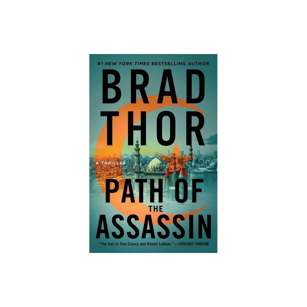 Path Of The In Volume 2 Scot Harvath By Brad Thor Paperback