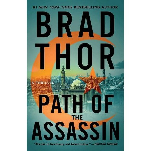 Path of the Assassin, 2 - (Scot Harvath) by  Brad Thor (Paperback) - image 1 of 1