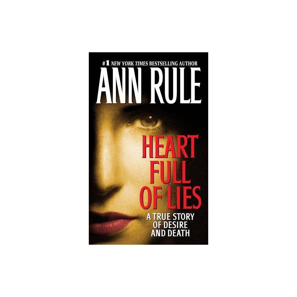 Heart Full Of Lies By Ann Rule Paperback