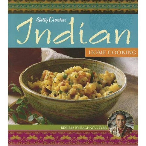 Betty Crocker Indian Home Cooking - (Betty Crocker Books) (Paperback) - image 1 of 1
