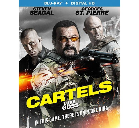 Cartels (Blu-ray) - image 1 of 1