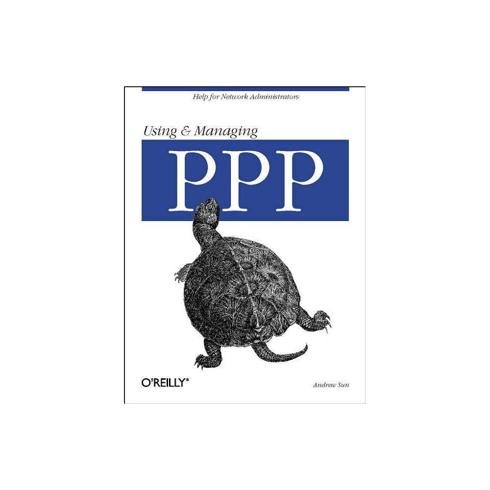 Using and Managing Ppp - by Andrew Sun (Paperback) Andrew Sun's experience with computers dates back to the early 1980s. He is an electrical engineer by training, with an Msee degree from Stanford University. Andrew has many years of experience in the telecommunications industry and has performed engineering work for emerging broadband Isdn and ATM products. He currently engineers IT infrastructures, and his areas of expertise include networking, firewalls, email with Smtp, Dns, Usenet, Solaris administration, and of course, dial-up remote access.