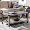 """40"""" Metal X Coffee Table - Saracina Home - image 2 of 4"""