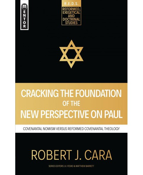 Cracking the Foundation : The New Perspective on Paul (Paperback) (Robert J. Cara) - image 1 of 1