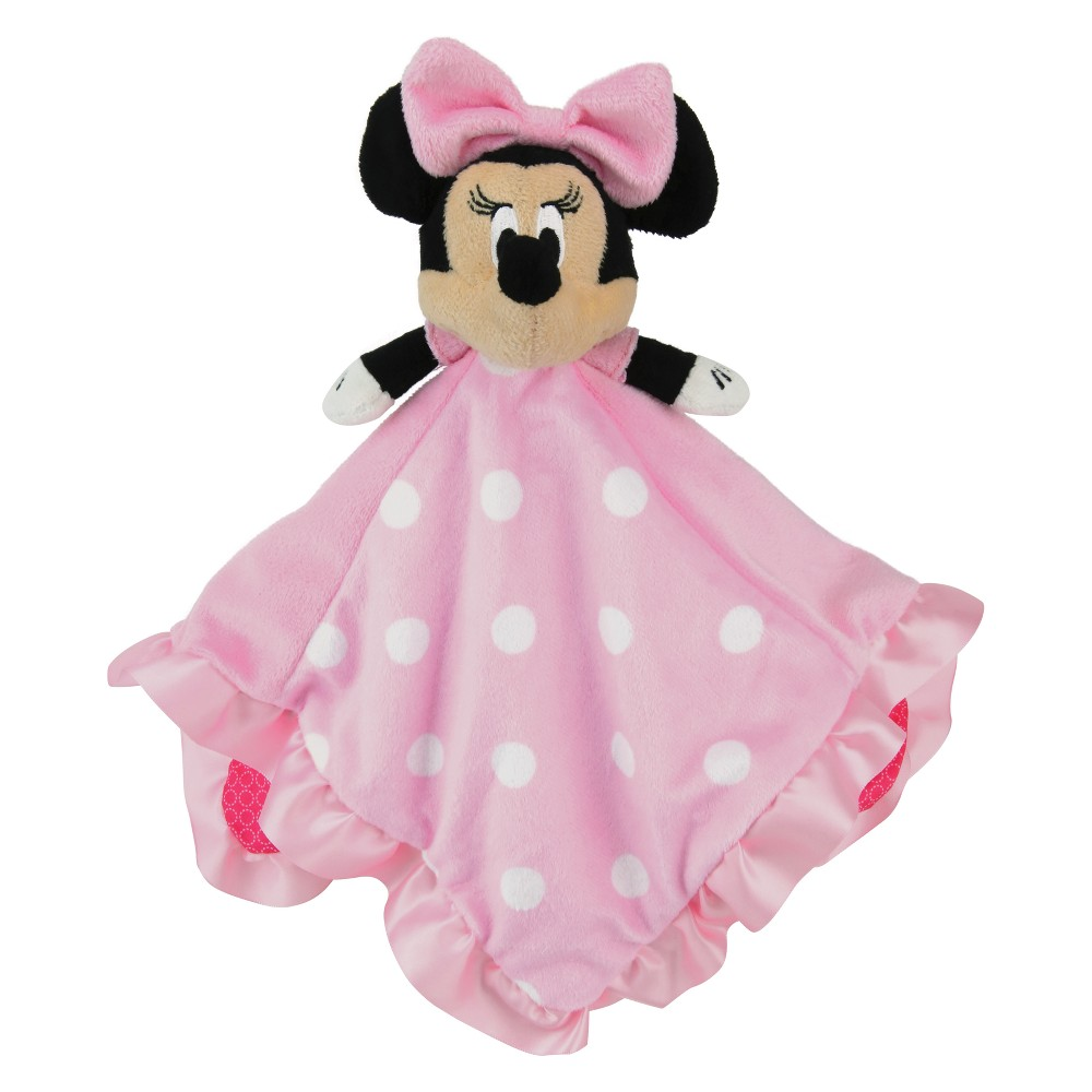 Image of Disney Baby Minnie Mouse Blanket - Pink