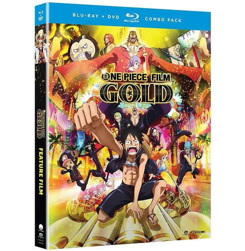 One Piece Film:Gold Movie (Blu-ray) - image 1 of 1