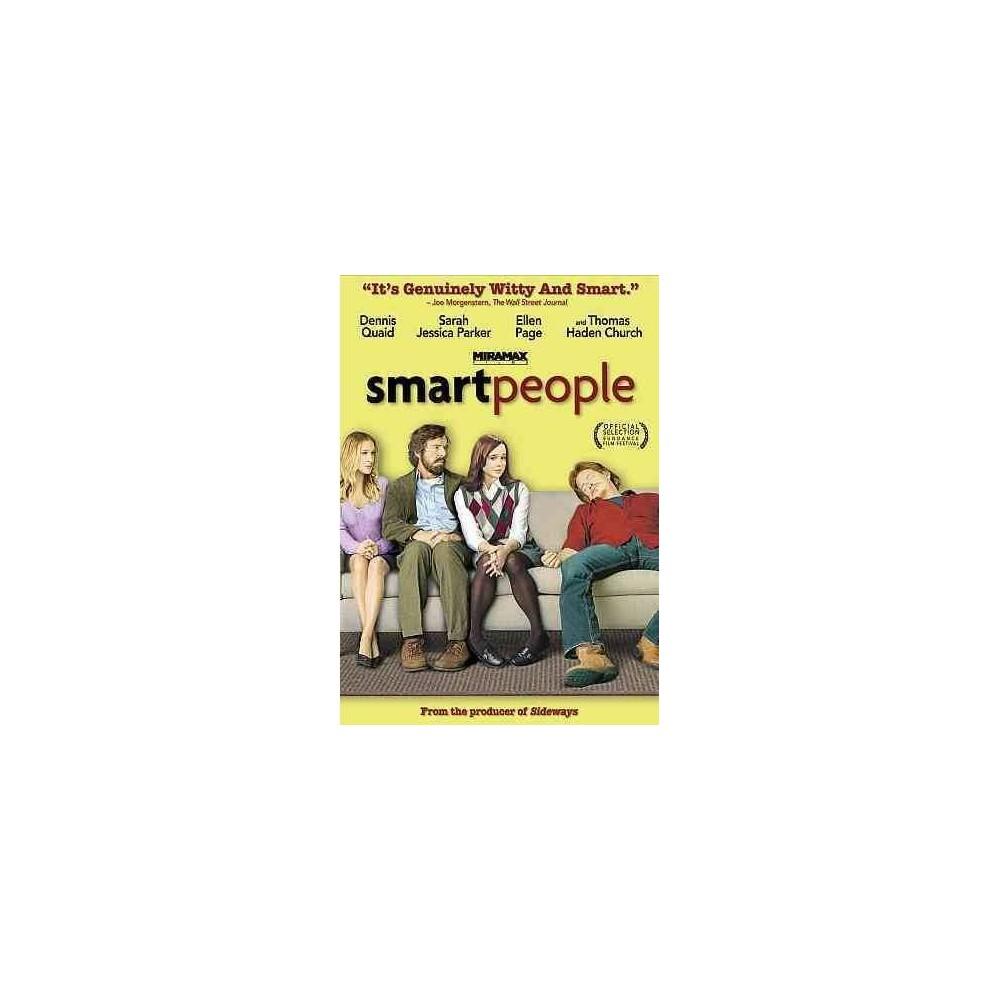 Smart People (Dvd), Movies