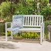 Loja Acacia Wood Bench - Christopher Knight Home - image 2 of 4