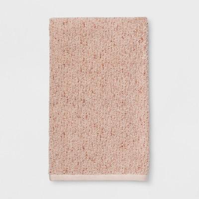 Mesa Multi-Slub Bath Towel Peach - Project 62™