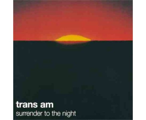 Trans Am - Surrender To The Night (Vinyl) - image 1 of 1