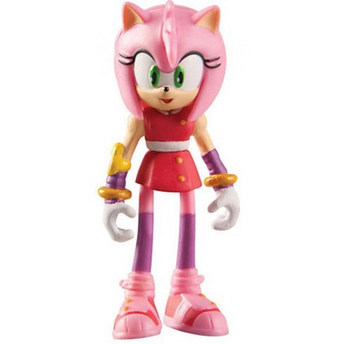 Sonic The Hedgehog Sonic Boom Amy Action Figure Loose Target