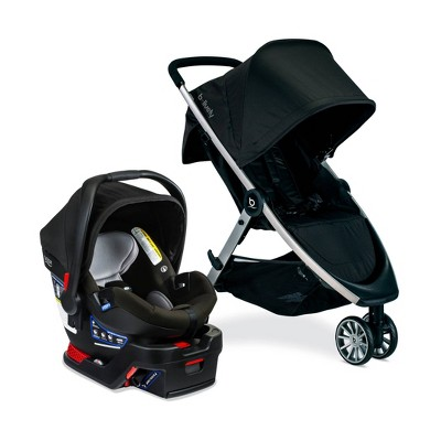 Britax B-Lively & B-Safe Gen2 FlexFit Travel System - SafeWash
