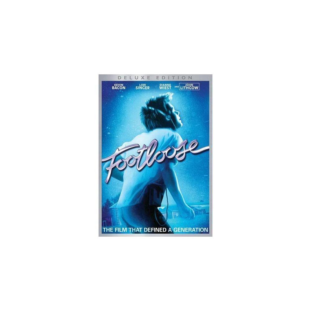 Footloose 1984 2017 Release Dvd
