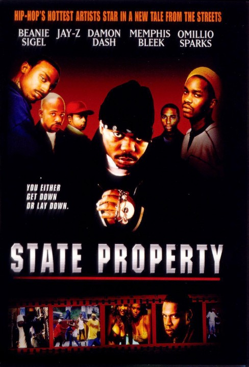 State property (DVD) - image 1 of 1