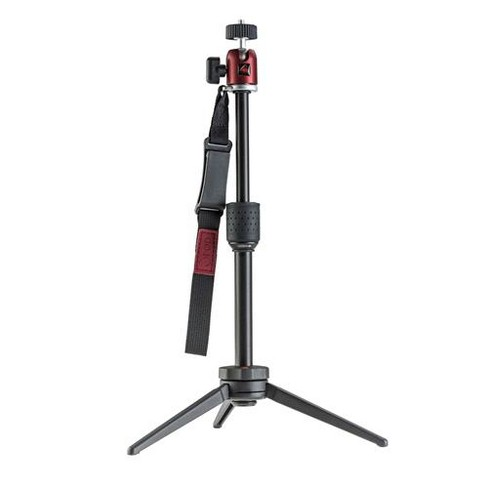 3Pod Small Portable Table Top Mini Tripod with Ballhead for DSLR & GoPro Cameras (2-Section) - image 1 of 4