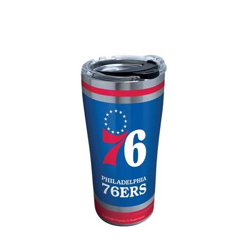 NBA Philadelphia 76ers Swish Tumbler - 20oz - image 1 of 2