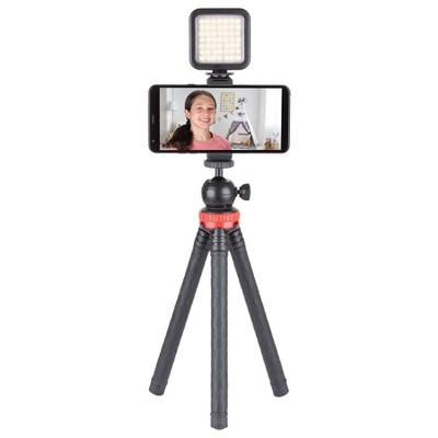 Sunpak  YouTuber Creator Kit Vlogging Kit - VGY-LED49