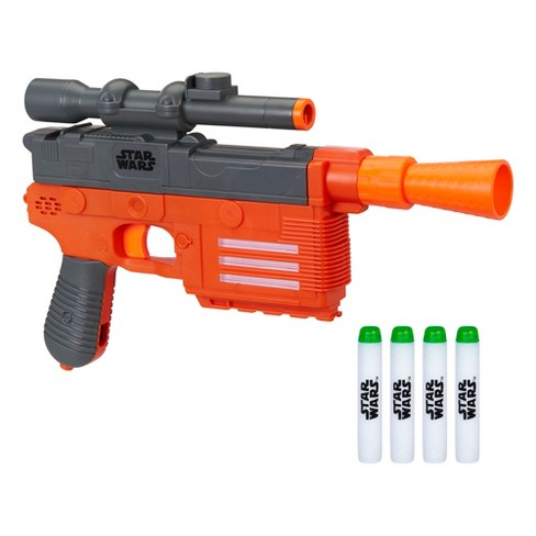 Star Wars Nerf Han Solo Blaster Target