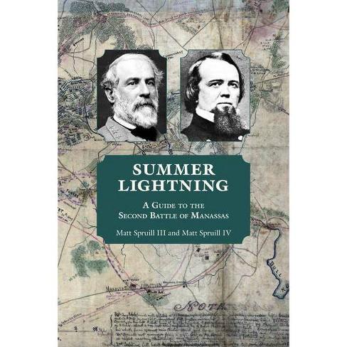 Summer Lightning - by  Matt Spruill & Mark Spruill (Paperback) - image 1 of 1
