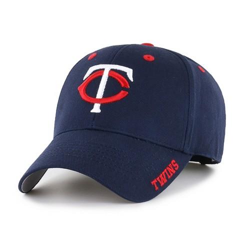 da79c787b87 MLB Minnesota Twins Frost Adjustable Cap Hat By Fan   Target