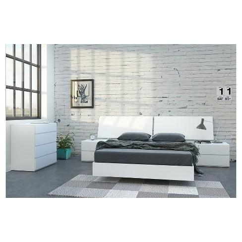 District 5 piece Full Size Bedroom Set - Nexera - image 1 of 4