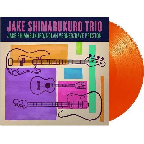 Jake Shimabukuro No - Trio (Orange Vinyl) - image 1 of 1
