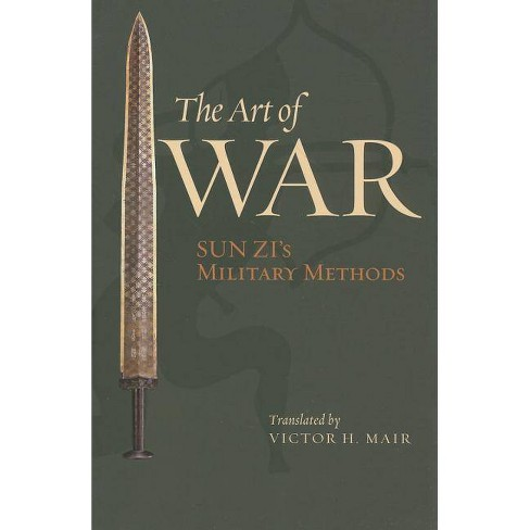 The Art of War - (Translations from the Asian Classics (Paperback)) by  Sun Zi (Paperback) - image 1 of 1