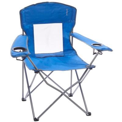 Mesh Captain Chair Blue - Embark™